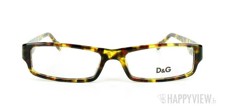 Lunettes de vue Dolce & Gabbana D&G 1168 écaille - vue de face