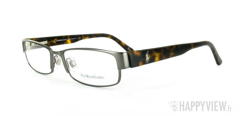 Lunettes de vue Polo Ralph Lauren Polo Ralph Lauren 1083 gris/écaille - vue de 3/4