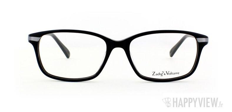 Lunettes de vue Zadig&Voltaire Zadig&Voltaire 2014 noir - vue de face
