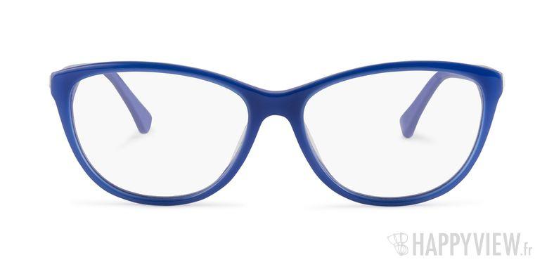 b79cabd213 ... Lunettes de vue Calvin Klein CK 5814 bleu - Vue de face ...