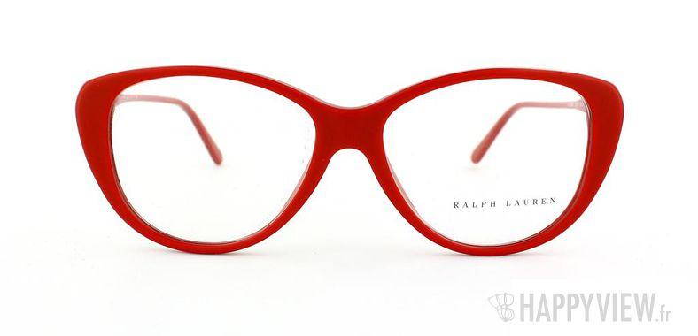 Lunettes de vue Ralph Lauren Ralph Lauren 6083 rouge - vue de face