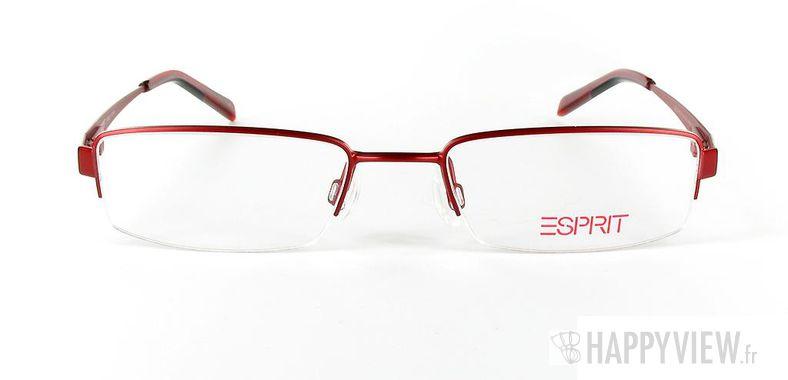 Lunettes de vue Esprit Esprit 9285 rouge - vue de face