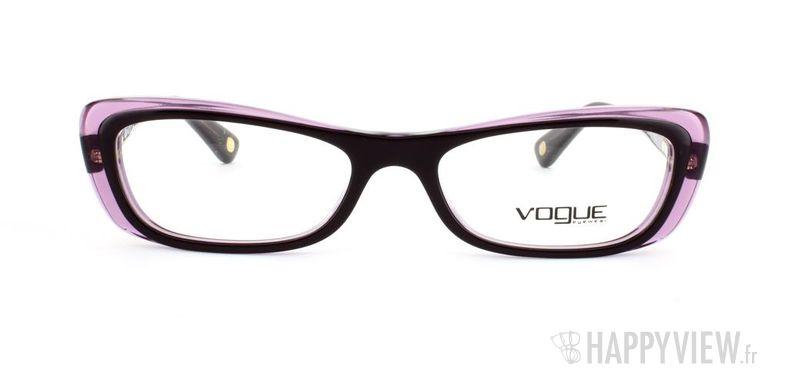 Lunettes de vue Vogue Vogue 2707 bleu - vue de face