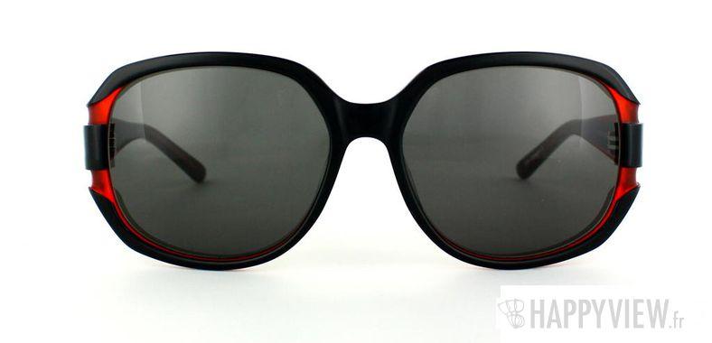 Lunettes de soleil Esprit Esprit 17764 noir/rouge - vue de face