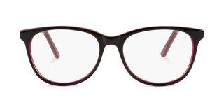 Lunettes de vue Happyview Austen marron/rouge