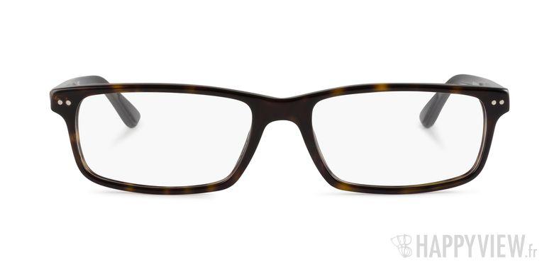Lunettes de vue Ray-Ban RX 5277 écaille - vue de face