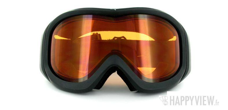 Lunettes de soleil Cébé Cébé Eco (Par dessus vos lunettes) Large noir - vue de face