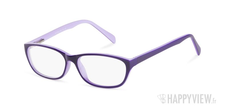 Lunettes de vue Happyview Melun violet - vue de 3/4