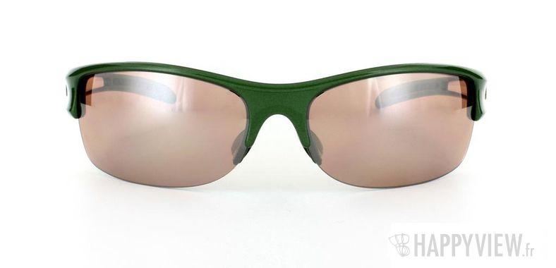 Lunettes de soleil Adidas Adidas 390 vert - vue de face