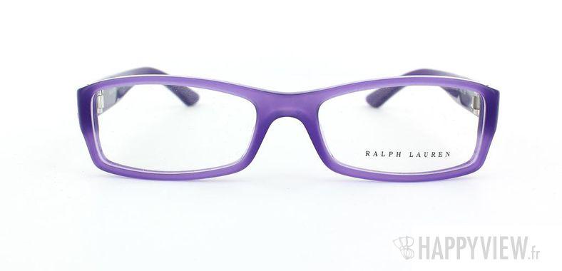 Lunettes de vue Ralph Lauren Ralph Lauren 6084 bleu - vue de face