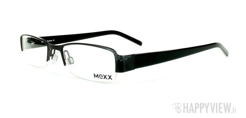 Lunettes de vue Mexx Mexx 5038 noir - vue de 3/4