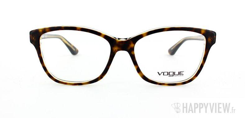 Lunettes de vue Vogue Vogue 2740 écaille/gris - vue de face