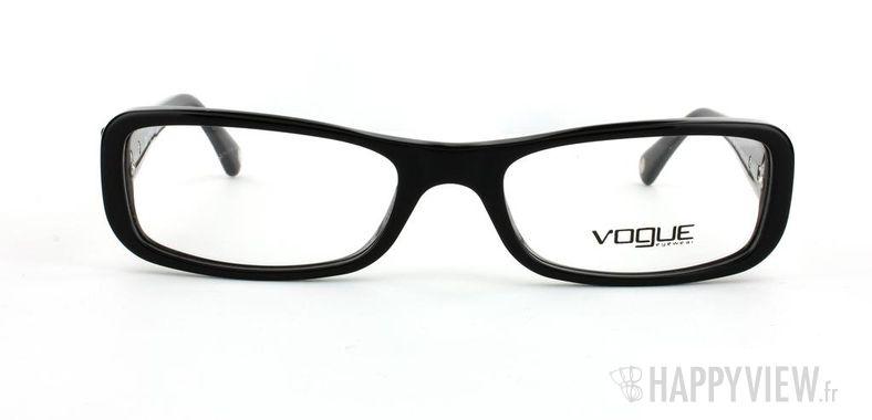 Lunettes de vue Vogue Vogue 2693B noir - vue de face