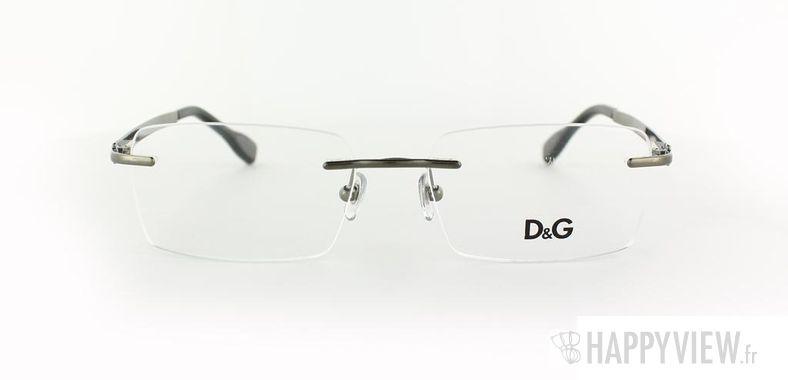 Lunettes de vue Dolce & Gabbana D&G 5106 gris - vue de face