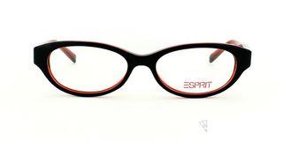 Lunettes de vue Esprit Esprit 17342 noir/rouge