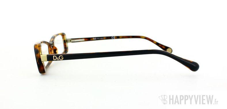 Lunettes de vue Dolce & Gabbana D&G 1227 écaille - vue de côté