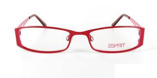 Lunettes de vue Esprit Esprit 17330 rouge/rose