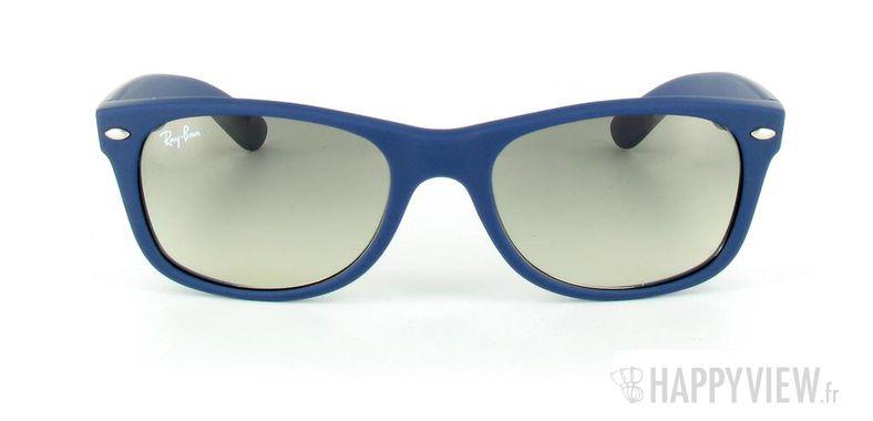 Ray-Ban New Wayfarer - Lunettes de soleil Ray-Ban Bleu pas cher en ligne 8389cbc2ecc4