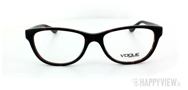 Lunettes de vue Vogue Vogue 2816 écaille - vue de face