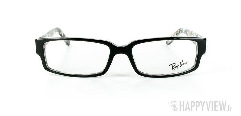 Lunettes de vue Ray-Ban Ray-Ban RX5144 noir/écaille - vue de face