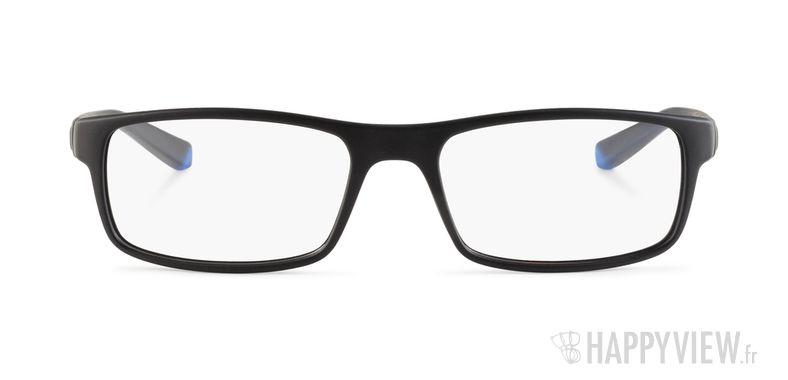 Lunettes de vue Nike 7090 bleu/noir - vue de face