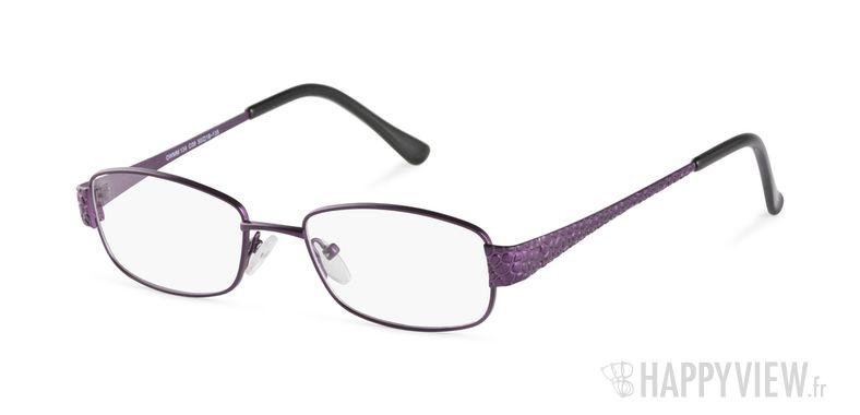 Lunettes de vue Happyview Douai violet - vue de 3/4