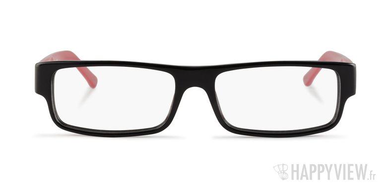 Lunettes de vue Polo Ralph Lauren PH 2058 rouge/noir - vue de face