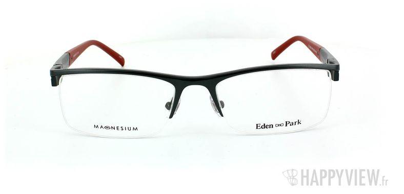 Lunettes de vue Eden Park Eden Park 3557 Magnésium gris/rouge - vue de face