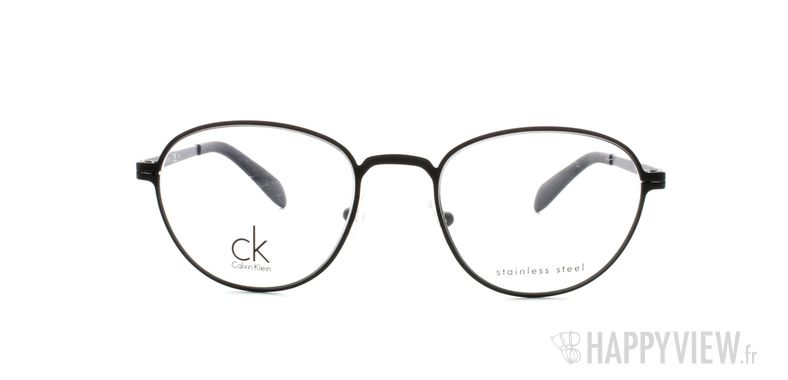 Lunettes de vue Calvin Klein Calvin Klein 5400 noir - vue de face