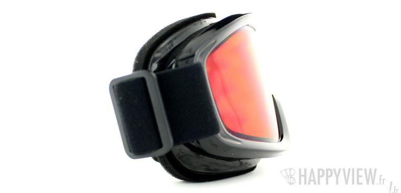 Lunettes de soleil Bollé Bollé Mojo Black Vermillon noir/rouge - vue de côté