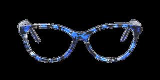 Lunettes de vue Happyview GWEN bleu fabriquées en France