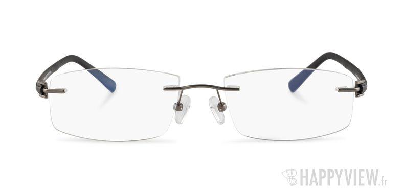 Lunettes de vue Starvision by Seiko 1033 Titane gris - vue de face