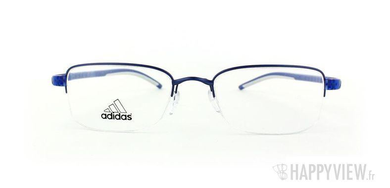 Lunettes de vue Adidas Adidas A673 bleu - vue de face