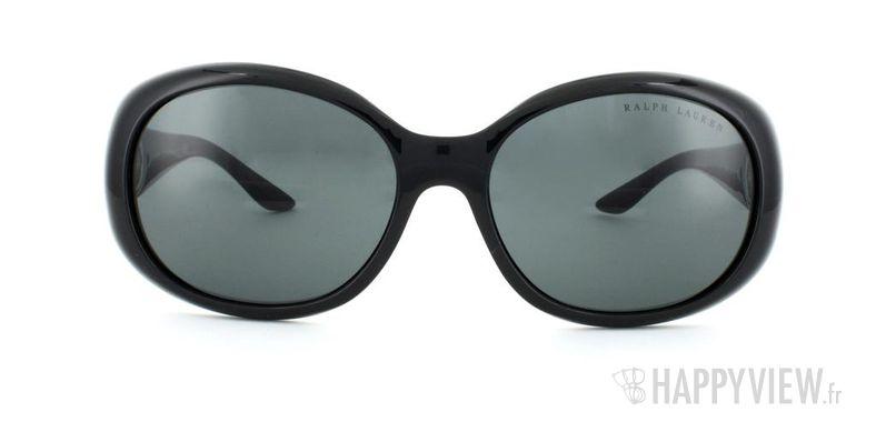 Lunettes de soleil Ralph Lauren Ralph Lauren 8074 noir - vue de face
