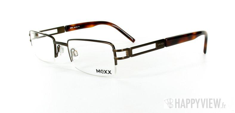 Lunettes de vue Mexx Mexx 5027 marron - vue de 3/4
