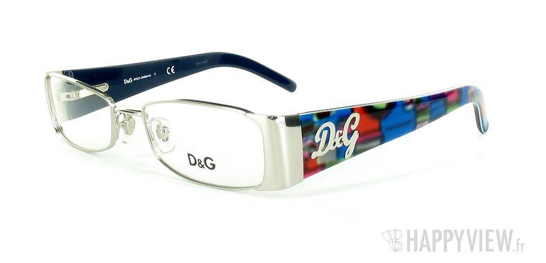 Lunettes de vue Dolce & Gabbana D&G 5049 autre/argenté - vue de 3/4