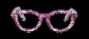 Lunettes de vue Happyview CAPUCINE rose - danio.store.product.image_view_face miniature