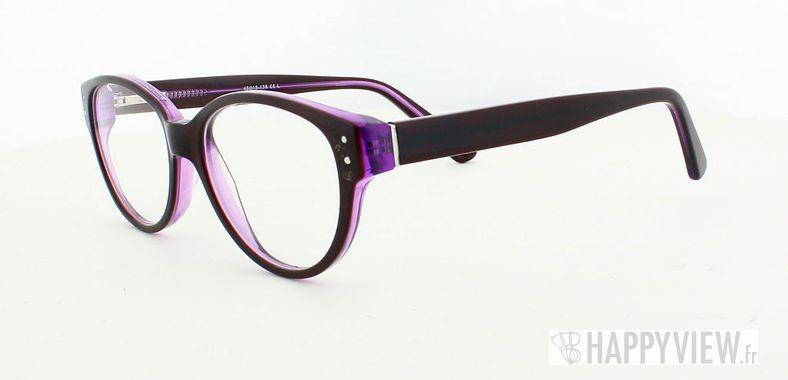 Lunettes de vue Happyview Lille Small violet - vue de 3/4