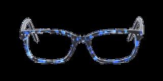 Lunettes de vue Happyview CHARLIE bleu fabriquées en France