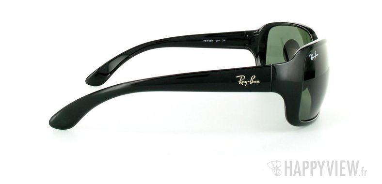 Lunettes de soleil Ray-Ban Ray-Ban RB4068 noir - vue de côté