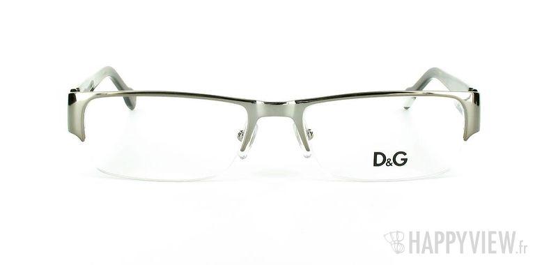 Lunettes de vue Dolce & Gabbana D&G 5074 gris/écaille - vue de face