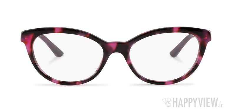 Lunettes de vue Versace VE 3219Q rose - vue de face