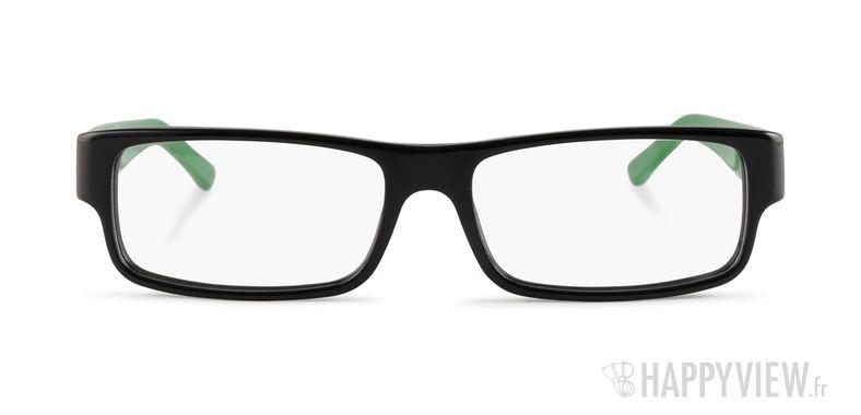 Lunettes de vue Polo Ralph Lauren PH 2058 vert/noir - vue de face