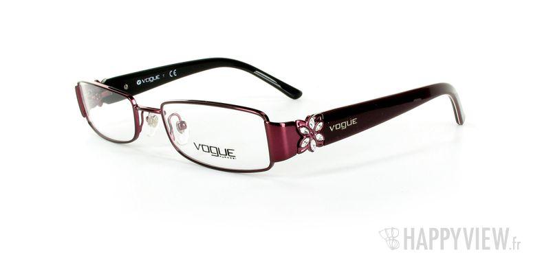 Lunettes de vue Vogue Vogue 3688 bleu - vue de 3/4