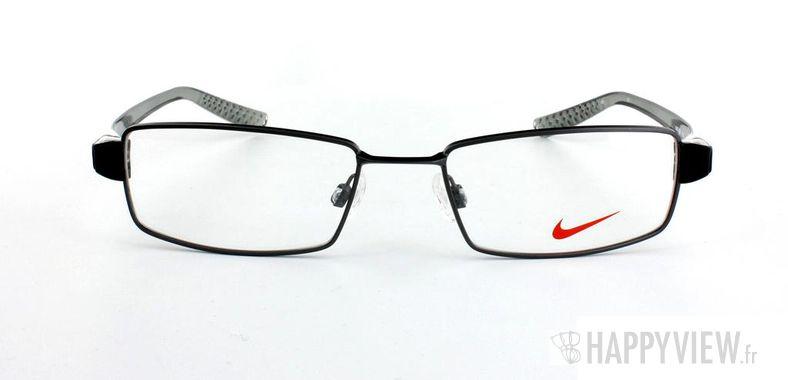 Lunettes de vue Nike Nike 8065 gris/noir - vue de face