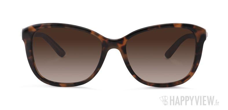 Lunettes de soleil Versace VE 4293B écaille - vue de face