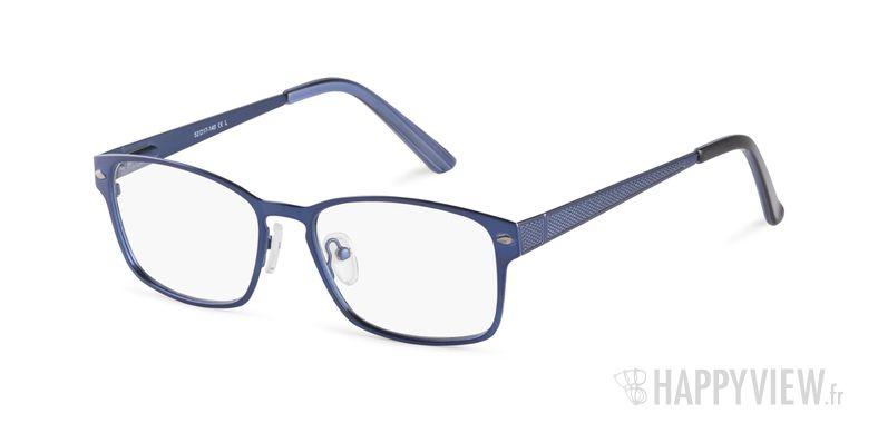 Lunettes de vue Happyview Evian bleu - vue de 3/4