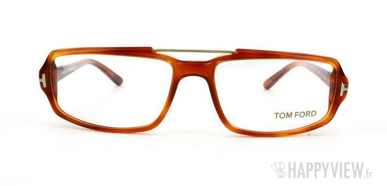 Lunettes de vue Tom Ford Tom Ford 5018 écaille - vue de face