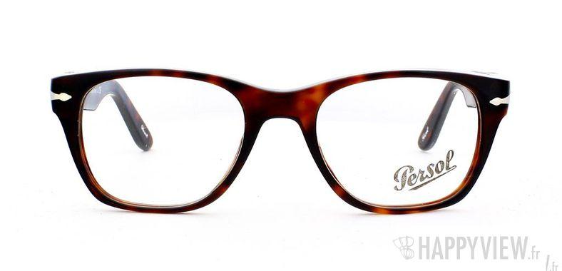 Lunettes de vue Persol Persol 3039V écaille - vue de face