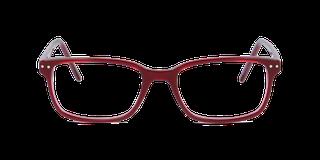 Lunettes de vue Happyview CHARLIE rouge fabriquées en France